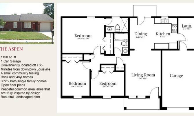 House Floor Plans Open Level Design