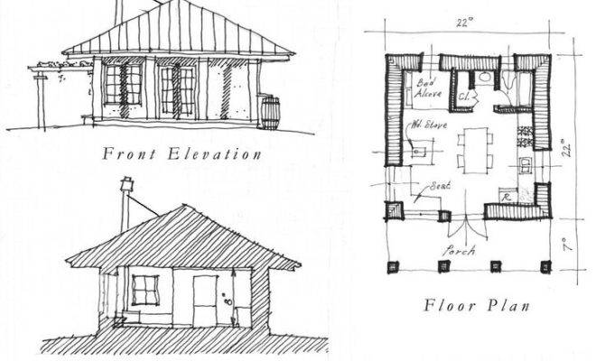 House Home Plans Cottage Small