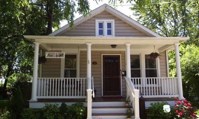 House Ideas Bungalow Simple Dream Porch
