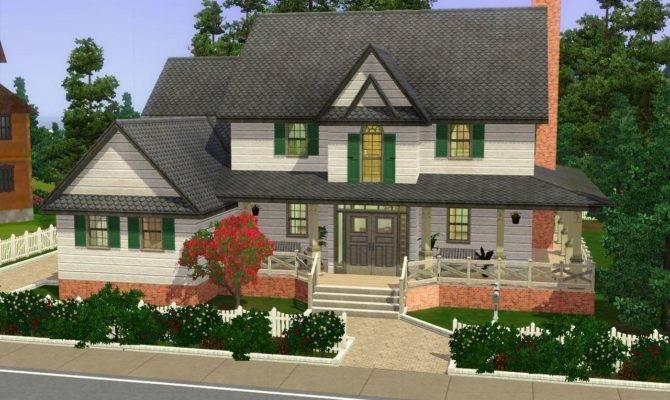 House Ideas Cool Sims Houses Build
