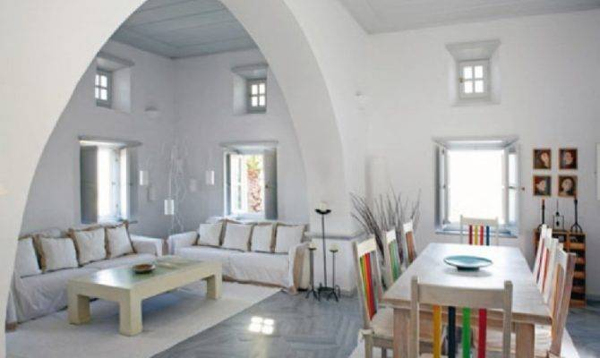 House Interior Ancient Greek Byzantine Tradition