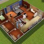 House Layout Around