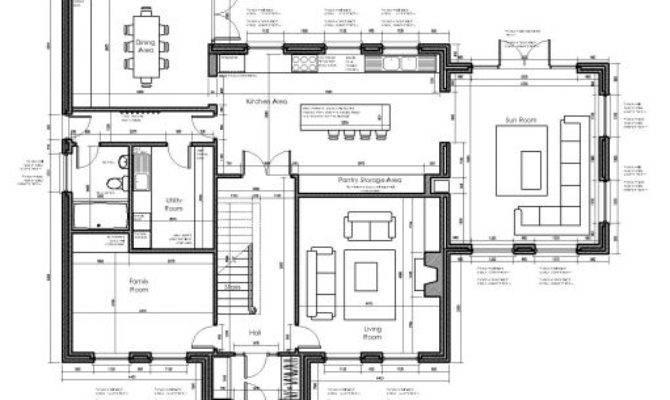 House Layout Design Oranmore Galway