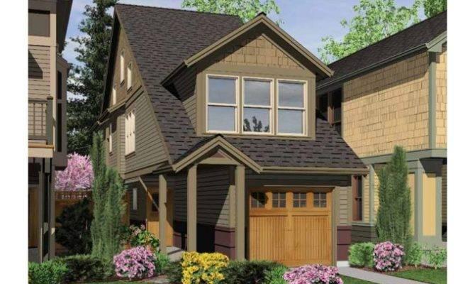 House Little Ideas Small Plans Narrow Lot