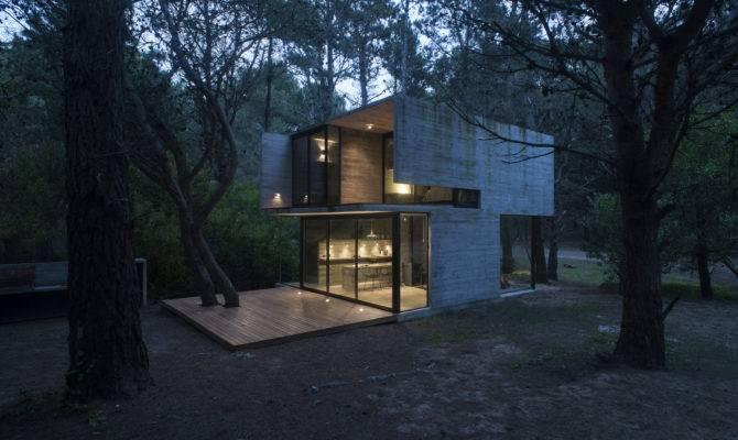 House Luciano Kruk Mar Azul Argentina