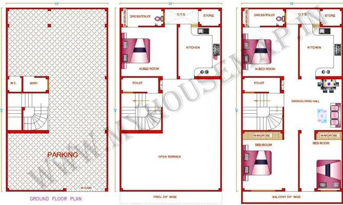 House Map Design Elevation Exterior