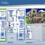 House Map Marla Plot Joy Studio Design Best