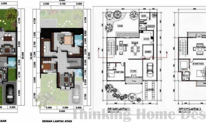 House Minimalist Designs Floor Plans Modern Best