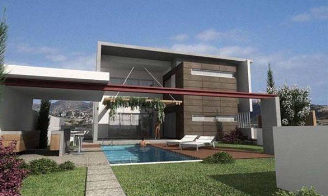House Minimalist Modern Plans