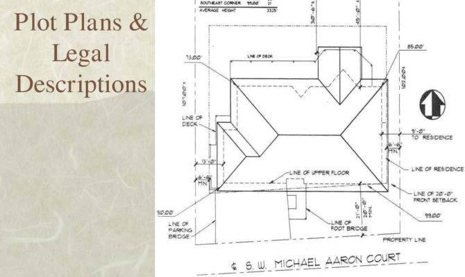House Orientation Plot Plans Legal Descriptions Alicejenny