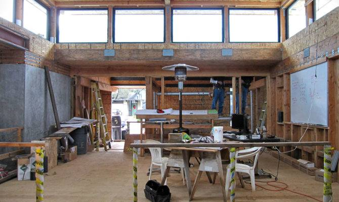House Passive Solar Components Help Keep Heat Out