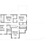 House Plan Beds Baths Upper Floor