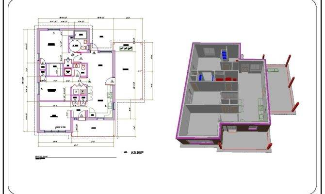 House Plan Cad Escortsea