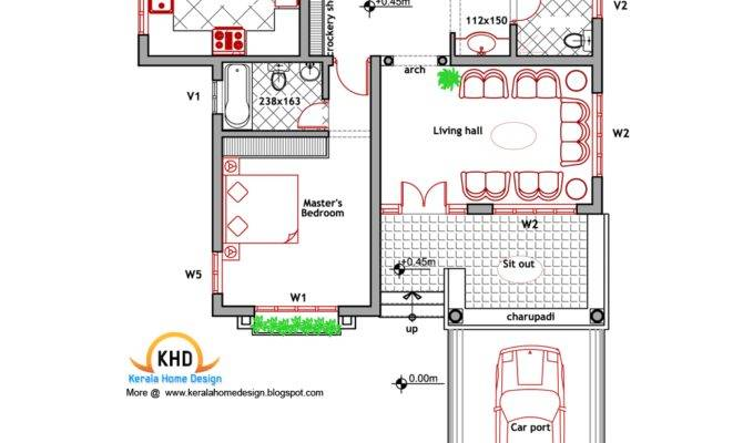 House Plan Elevation Kerala Home
