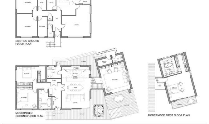House Plan Extensions Home Design Style