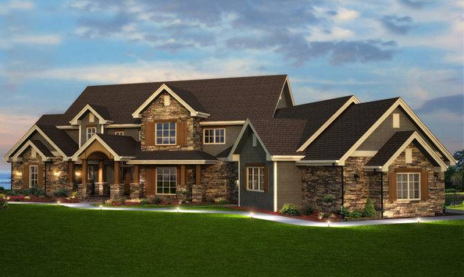 House Plan Front Home Plans More