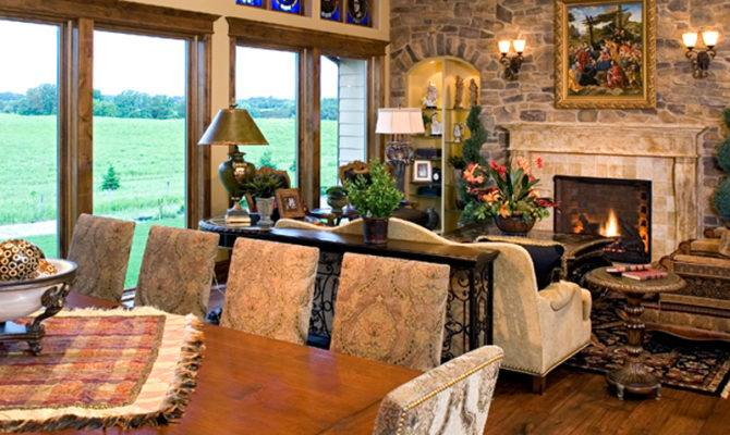 House Plan Great Room Plans More