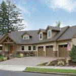 House Plan Halstad Craftsman Home Generous Kitchen