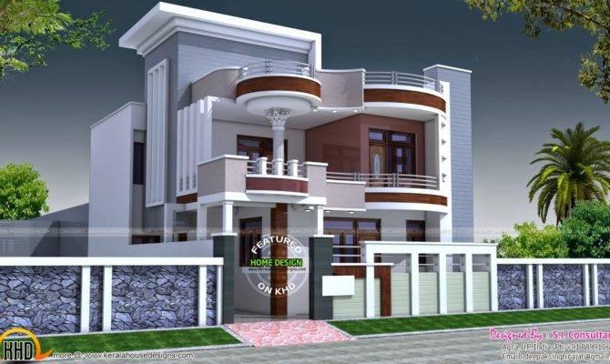 House Plan India Kerala Home Design Floor