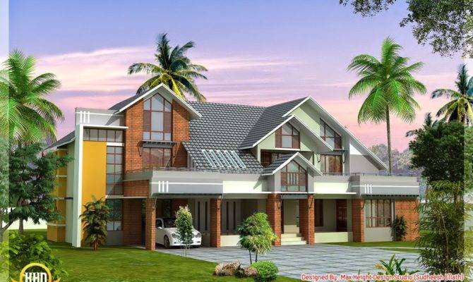 House Plan Lovely Kerala Home Design Architecture