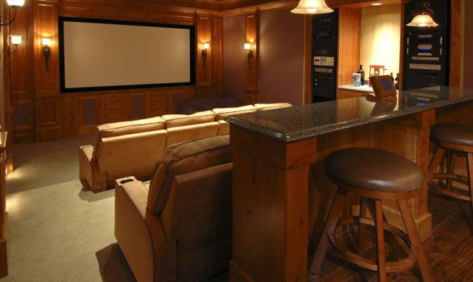House Plan Media Room Plans More
