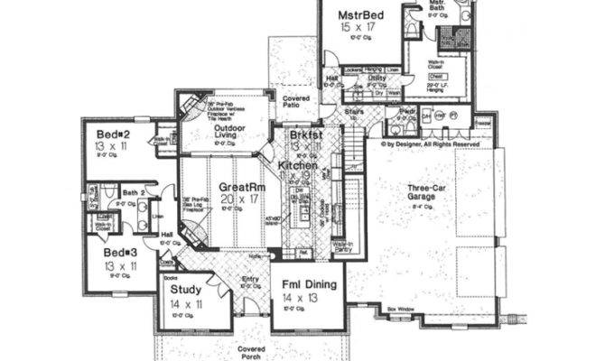 House Plan Must Have Master Suite Square Feet