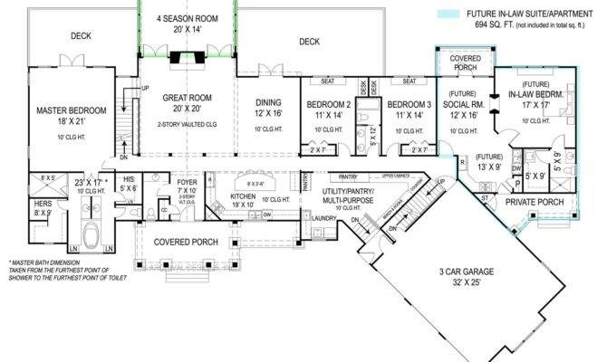 House Plan Pepperwood