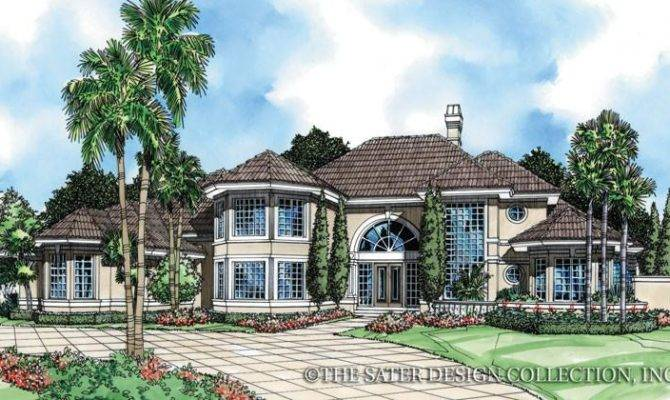 House Plan Port Royal Way Sater Design Collection
