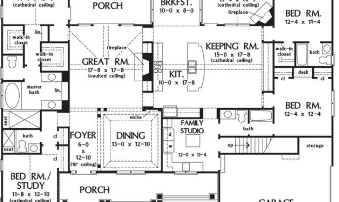 House Plan Sagecrest Donald Gardner Architects