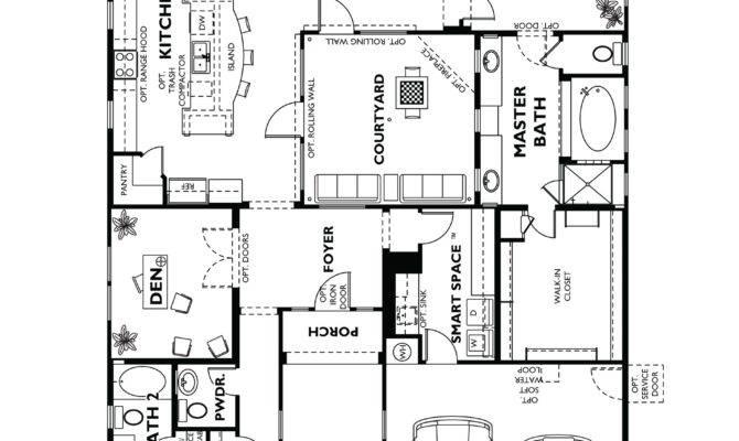 House Plan Simple Bungalow Designs Garage Plans