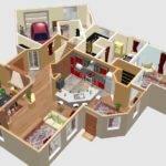 House Plan Torrent Plans Dwg