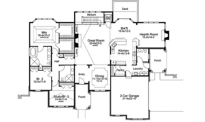 House Plans Ada Compliant Home Design Style