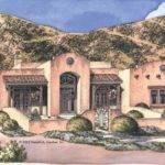 House Plans Adobe Arizona