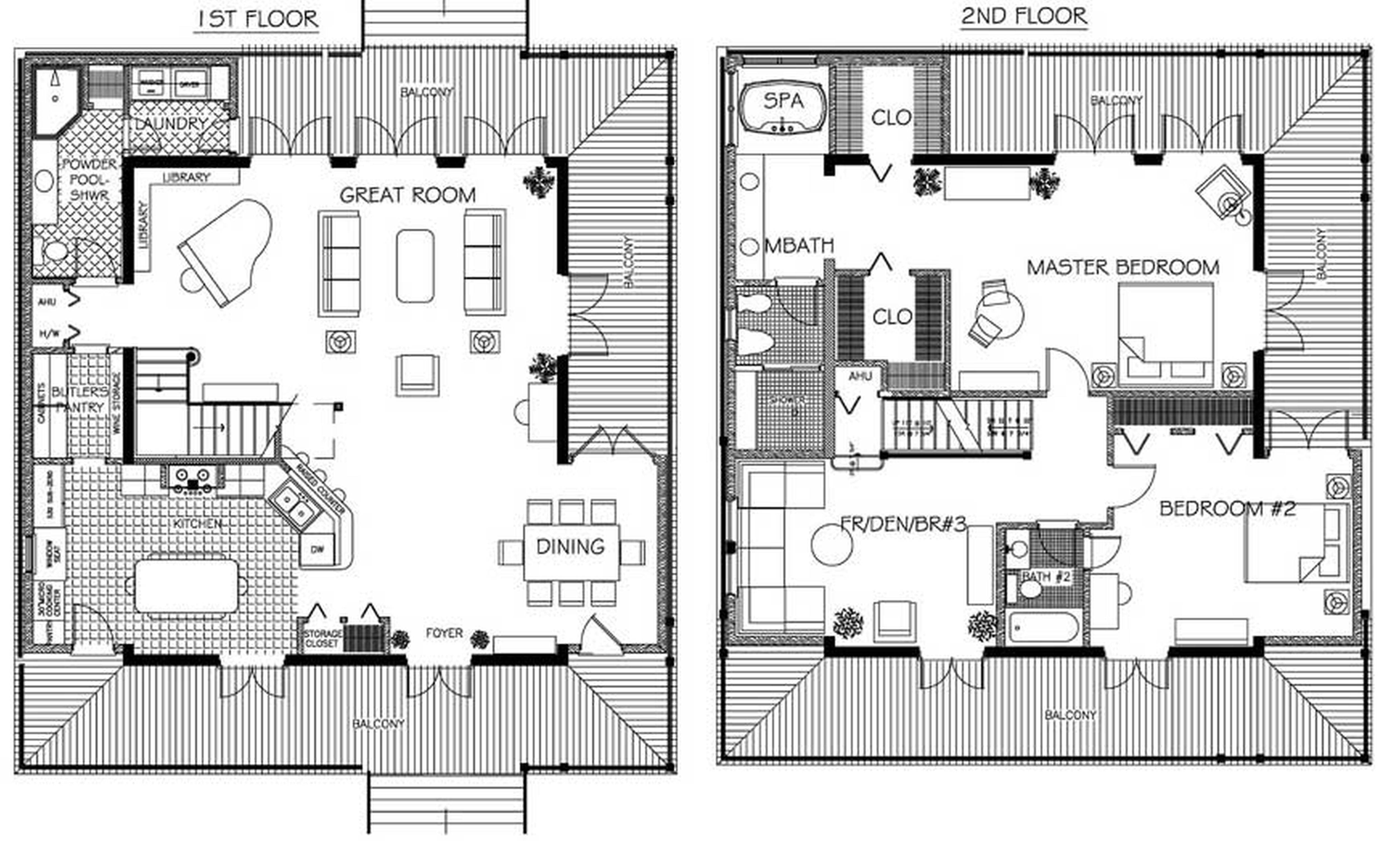 25 Artistic Pictures Of House Designs And Floor Plans House Plans