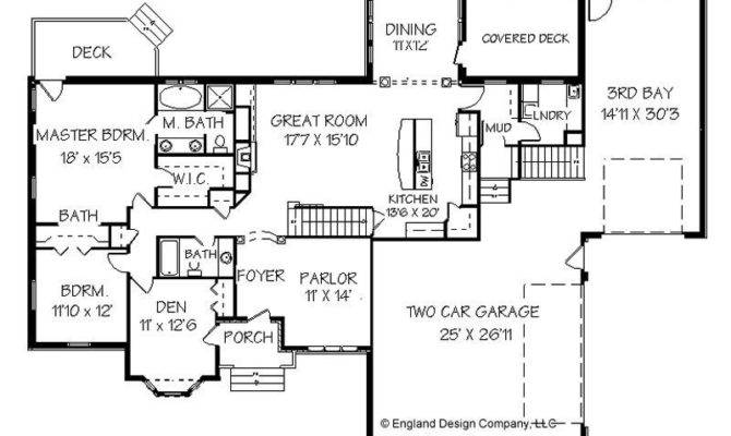 House Plans Basements Luxury