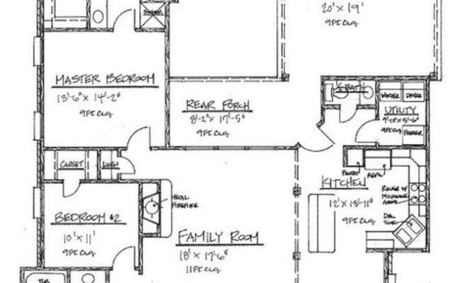 House Plans Below Home Deco