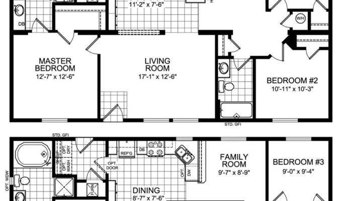 House Plans Big Bedrooms Homes Floor