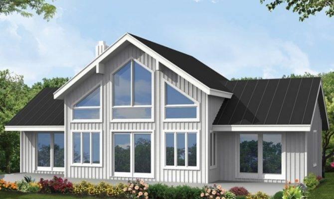House Plans Big Windows Homes Floor