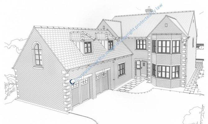 House Plans Cad Garages Extensions Ebay