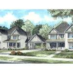 House Plans Country Tudor More
