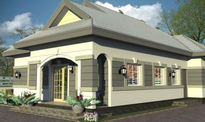 Awesome Bungalow Architectural Plans