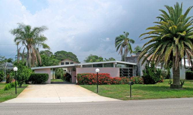 House Plans Design Mid Century Modern