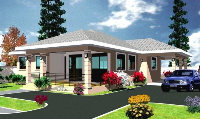 House Plans Design Modern Ghana