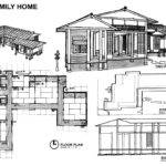 House Plans Design Modern Japanese Floor