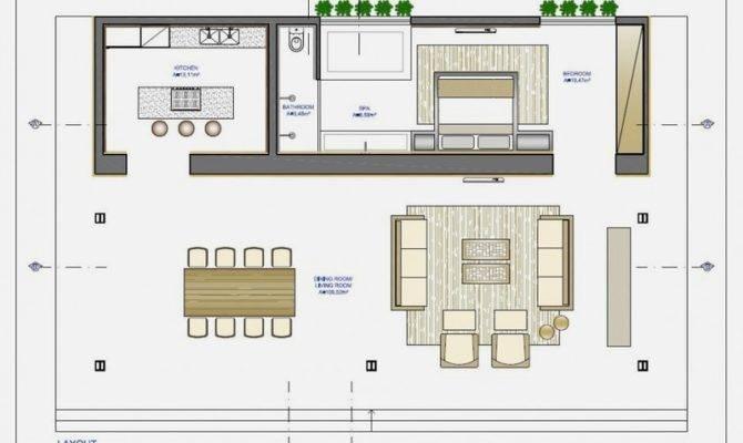 House Plans Design Modern Loft
