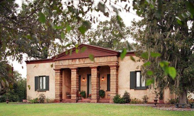 House Plans Design Modern Roman Villa