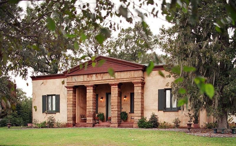 House Plans Design Modern Roman Villa - House Plans | #121349