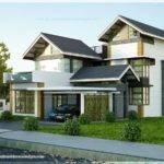 House Plans Design Modern Sloping Land