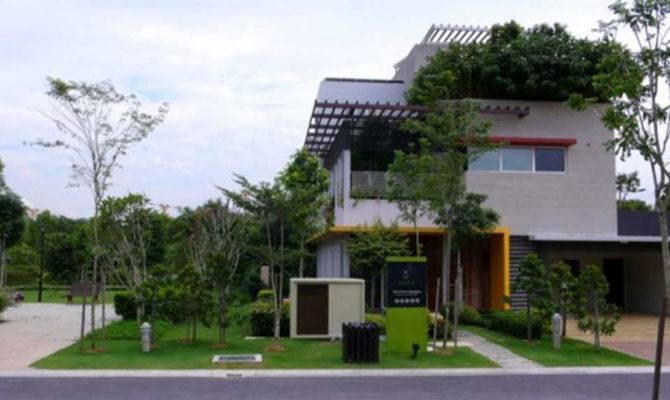 House Plans Design Modern Tropical Countries