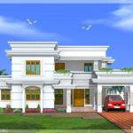 House Plans Design Modern Two Story